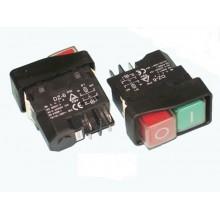 Vypínač pro pásovou pilu Topland G5012W , 250V, 4 konektorovy