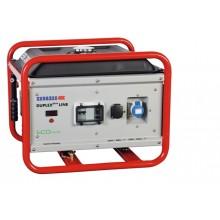 Profesionální 1-fázová elektrocentrála Endress ESE 306 SG-GT DUPLEX N, AVR+
