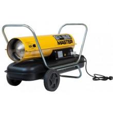 Naftové topidlo Master B150CEG . Mobilní naftové topidlo s přímým spalováním o výkonu 44 kW