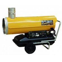 Naftové topidlo Master BV 69. Naftové topidlo s nepřímým spalováním o výkonu 20 kW