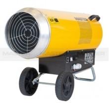 Plynové topidlo Master BLP 103ET o max. výkonu 103 kW možnost regulace termostatem