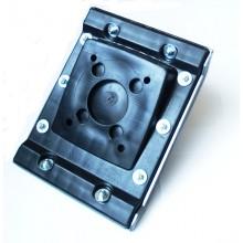 Patka, hutnící nástavec na vibrační pěchy Bomag BT55, BT60, BT65,BT70,BT75, BT80