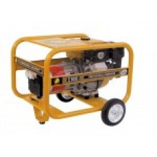 Elektrocentrála Benza E 5000 E, AVR, P